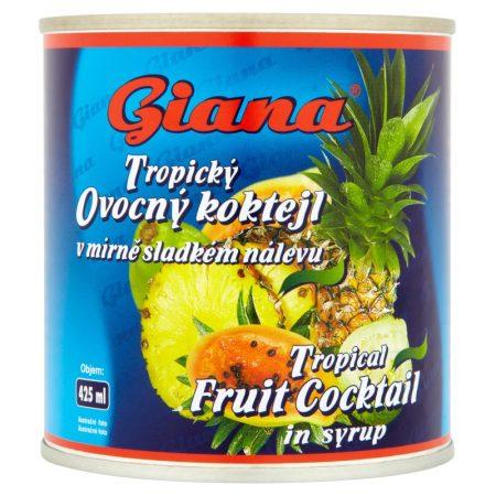 Konzerv gyümölcskoktél 2600g Giana