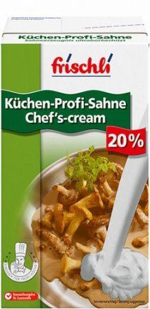 Tejszín főző 1l 20% Frischli*