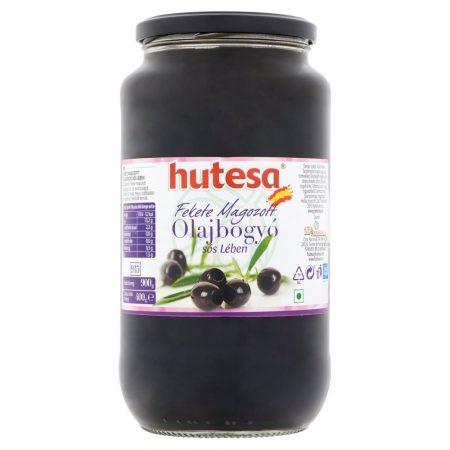 Oliva fekete egész magozott 3000g Mazza*