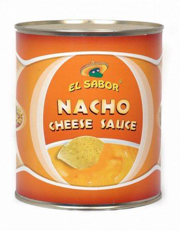 Szósz cheddar 3kg El Sabor*