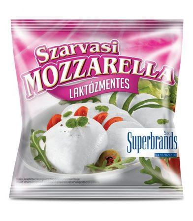 Sajt mozzarella laktózmentes 100g Szarvasi