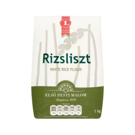 Liszt rizs Első Pesti malom 1kg