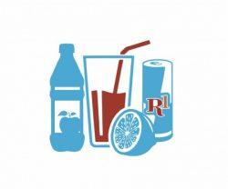 Ásványvíz-üdítő-gyümölcslé